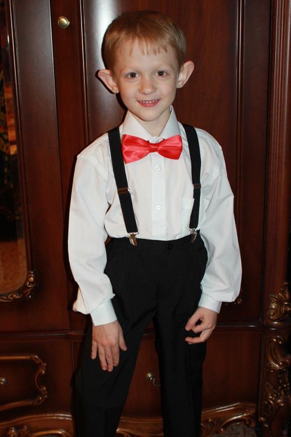 Ребенок в костюме стиляги 6113