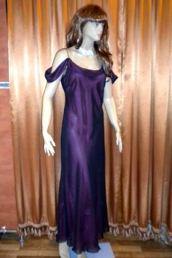 1541 Платье вечернее