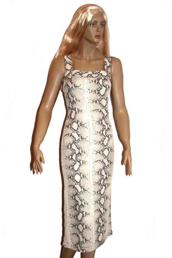 2165 Платье вечернее