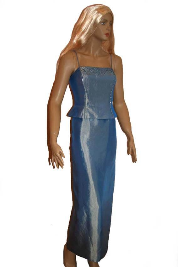 2340 Платье вечернее