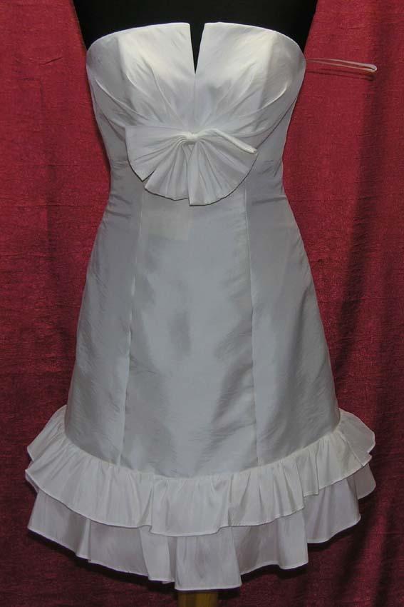 2589 Платье вечернее средней длины 11