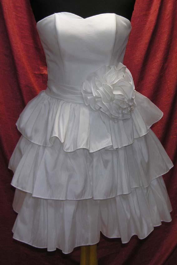 2589 Платье вечернее средней длины 21