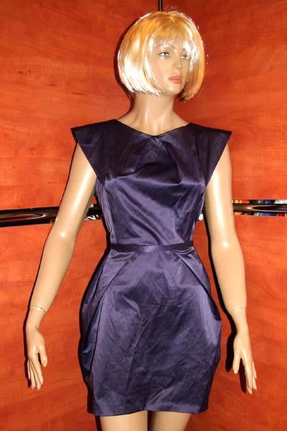 2589 Платье вечернее средней длины 4