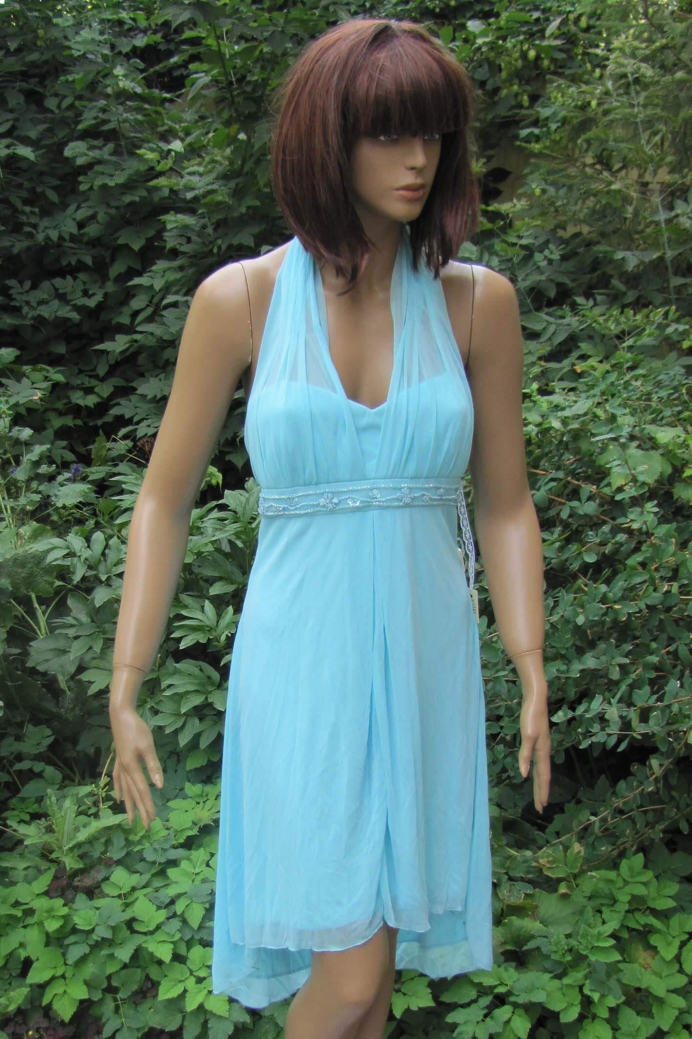 2589 Платье вечернее средней длины 6