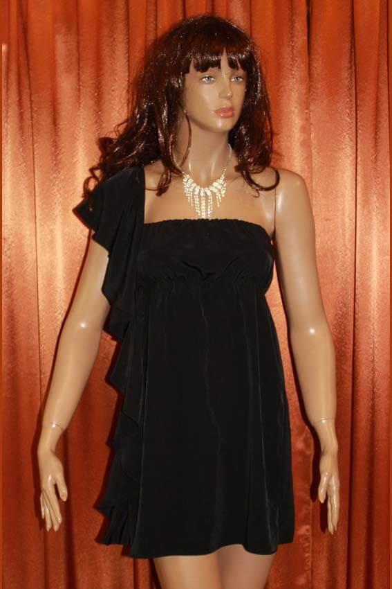 3556 Платье вечернее средней длины 15