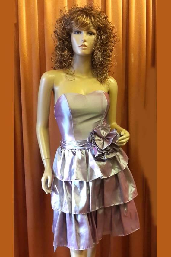 3556 Платье вечернее средней длины 18