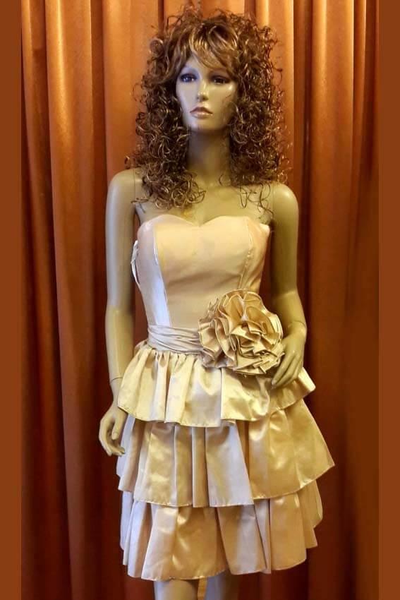 3556 Платье вечернее средней длины 2
