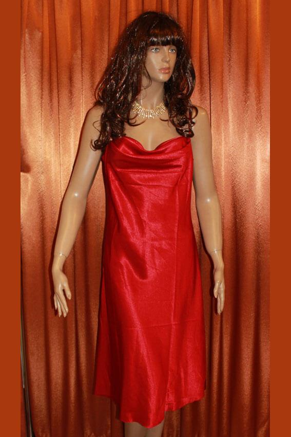 3556 Платье вечернее средней длины 20
