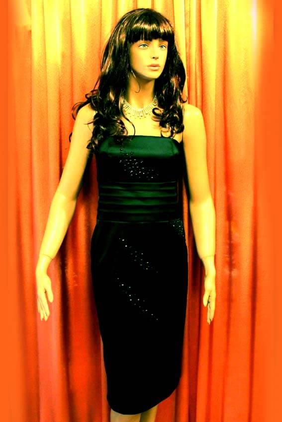 3556 Платье вечернее средней длины 21