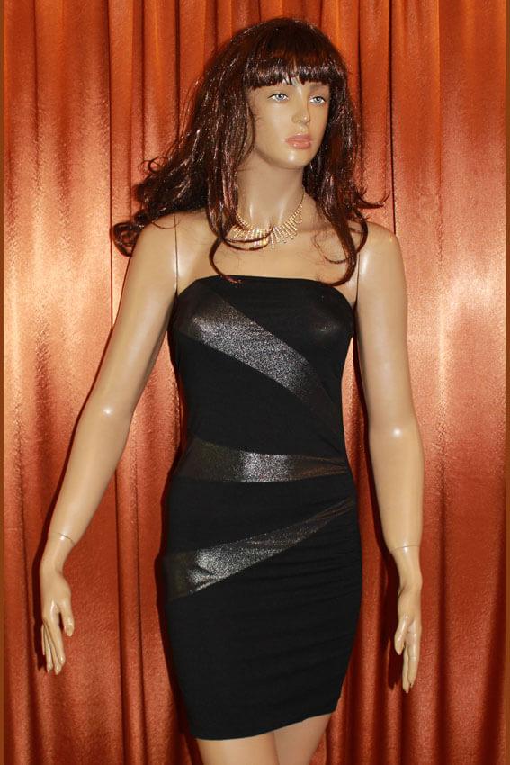 3556 Платье вечернее средней длины 22