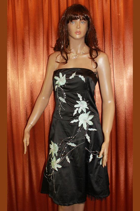3556 Платье вечернее средней длины 23