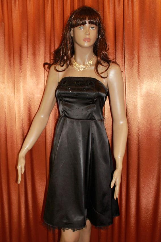 3556 Платье вечернее средней длины 24