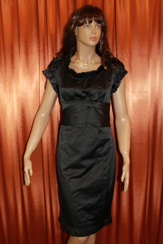 3556 Платье вечернее средней длины 25