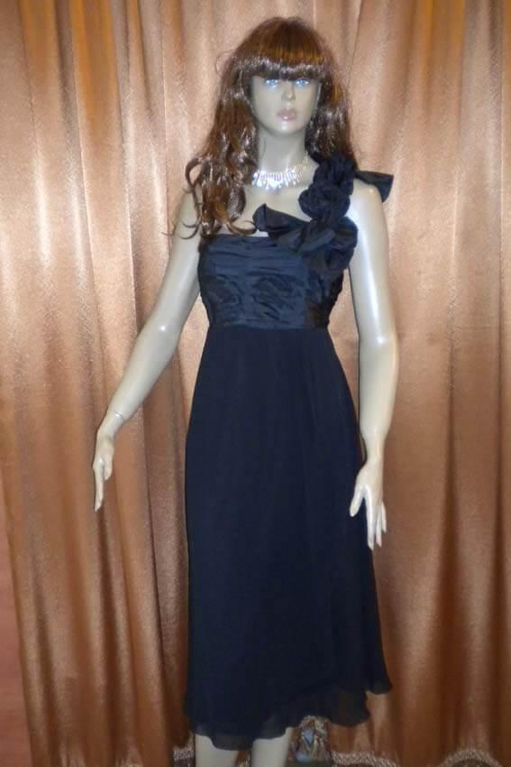 3556 Платье вечернее средней длины 31