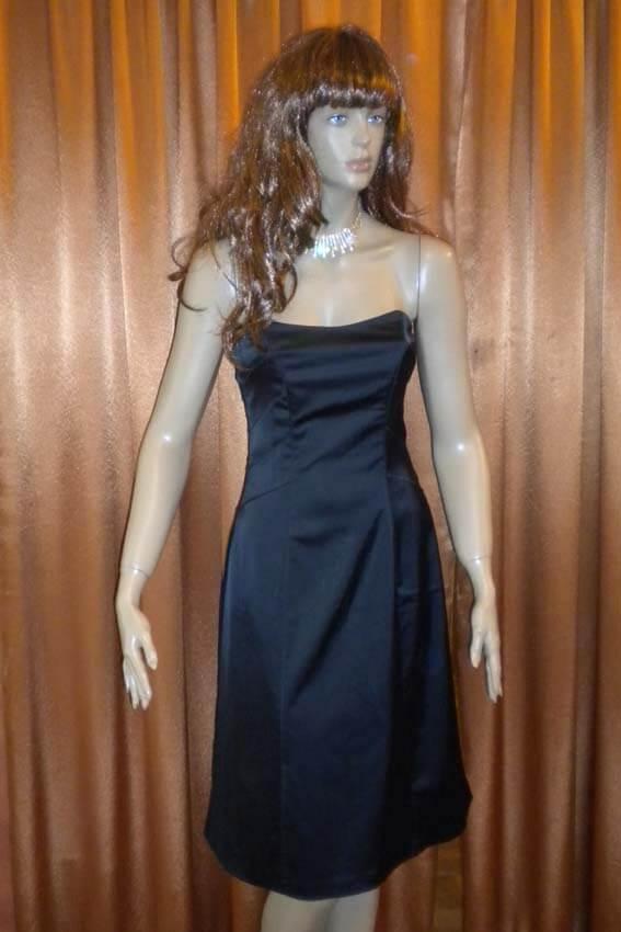 3556 Платье вечернее средней длины 33