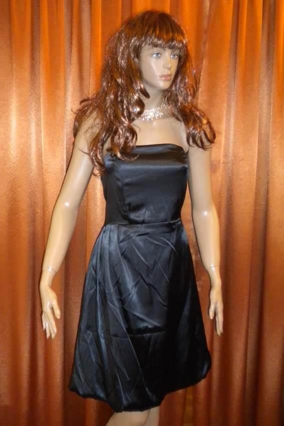 3556 Платье вечернее средней длины 35
