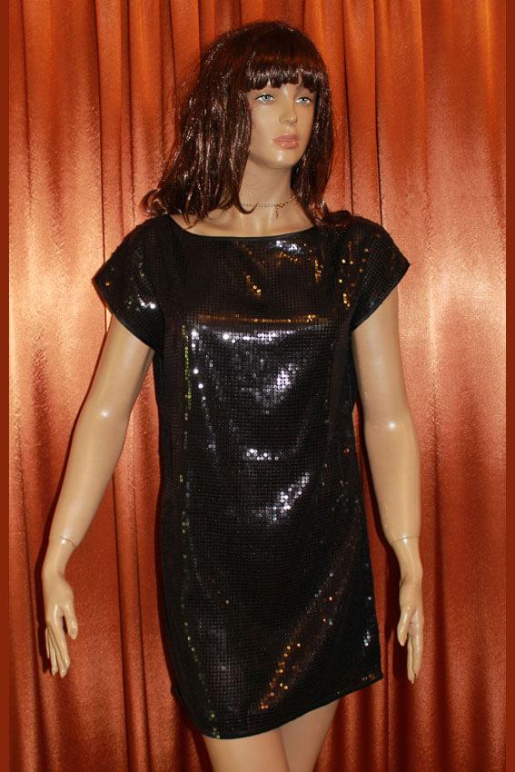 3556 Платье вечернее средней длины 7