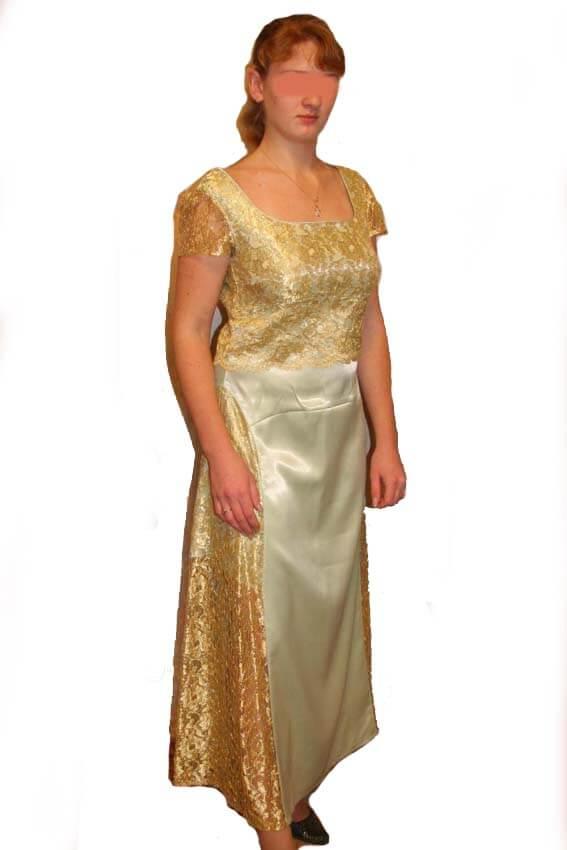 4789 Платье вечернее 2