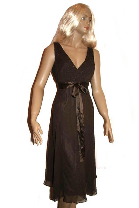 5675 Платье вечернее средней длины 13