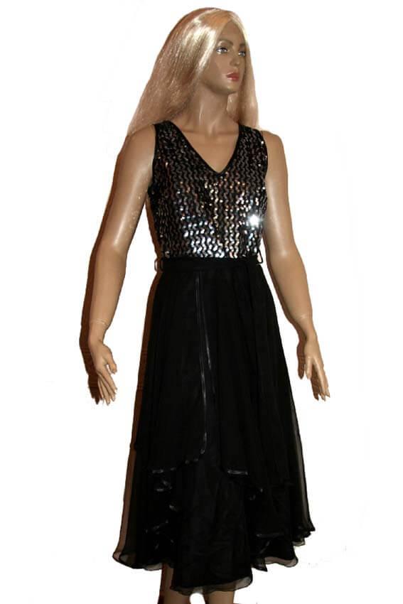 5675 Платье вечернее средней длины 14