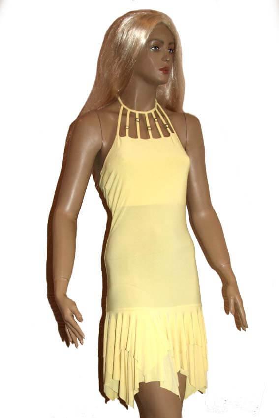 5675 Платье вечернее средней длины 15