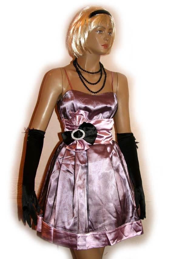 5675 Платье вечернее средней длины 16