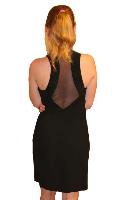 5675 Платье вечернее средней длины 2