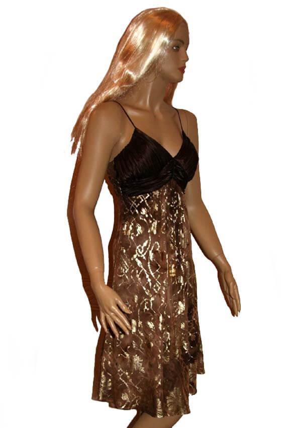 5675 Платье вечернее средней длины 20