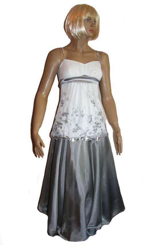 5675 Платье вечернее средней длины 21