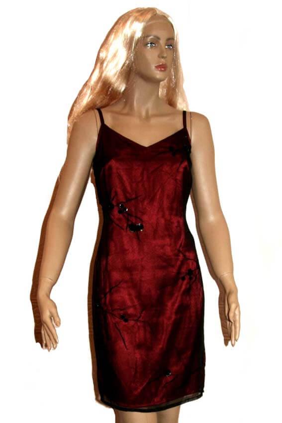 5675 Платье вечернее средней длины 23