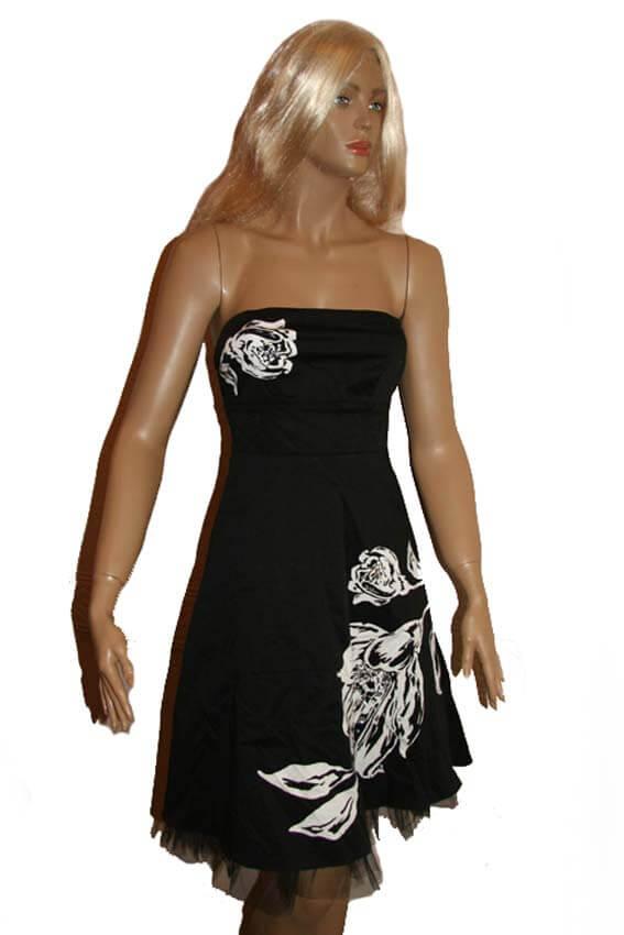 5675 Платье вечернее средней длины 27