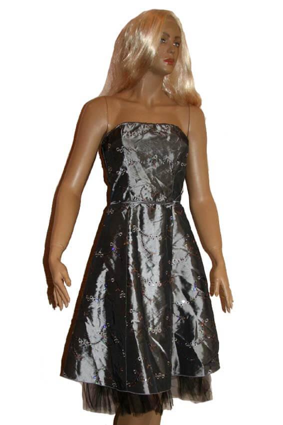 5675 Платье вечернее средней длины 3