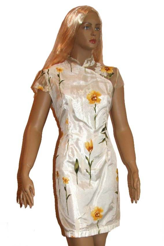 5675 Платье вечернее средней длины 31
