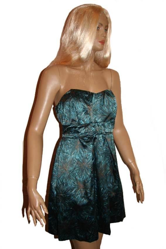 5675 Платье вечернее средней длины 32