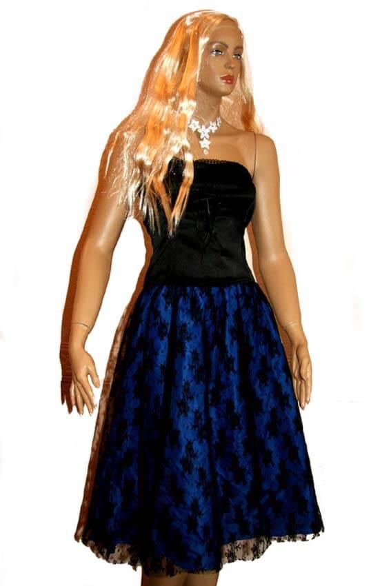 5675 Платье вечернее средней длины 33