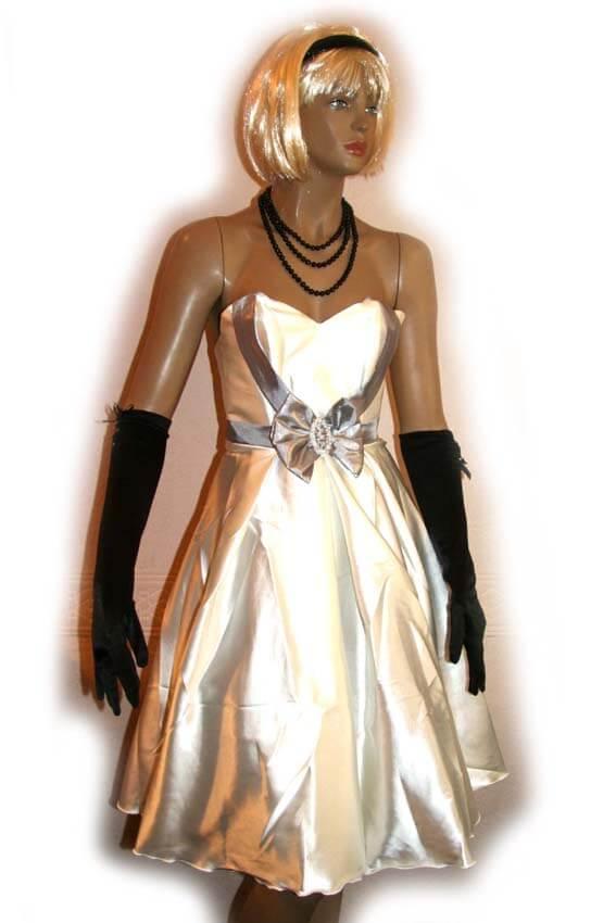 5675 Платье вечернее средней длины 5