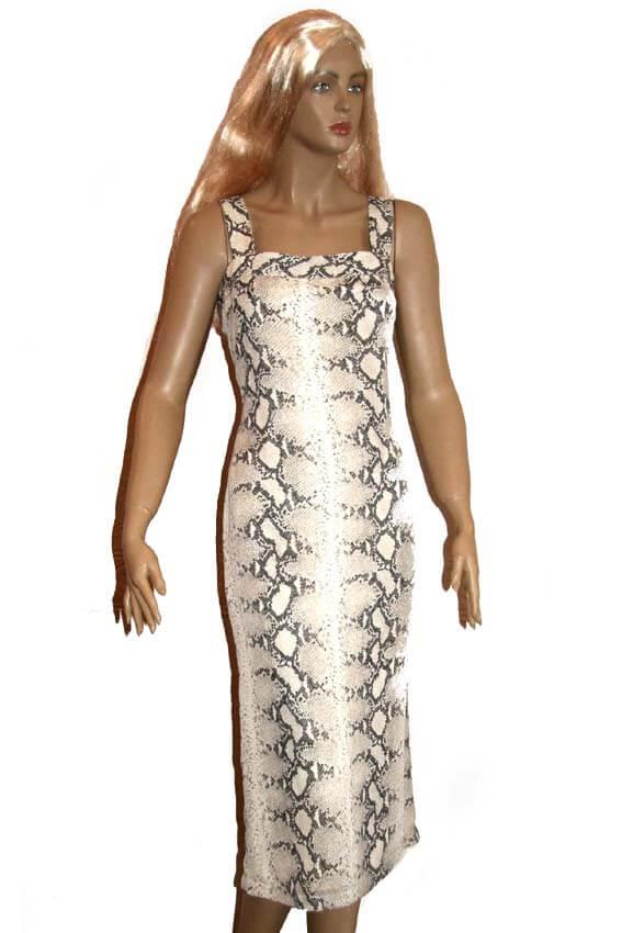 5675 Платье вечернее средней длины 6