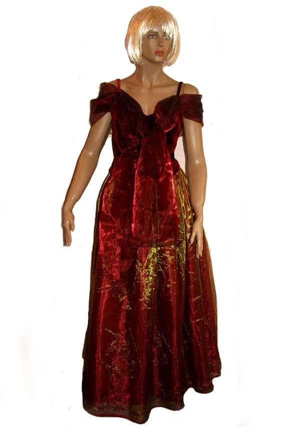 5895 Платье
