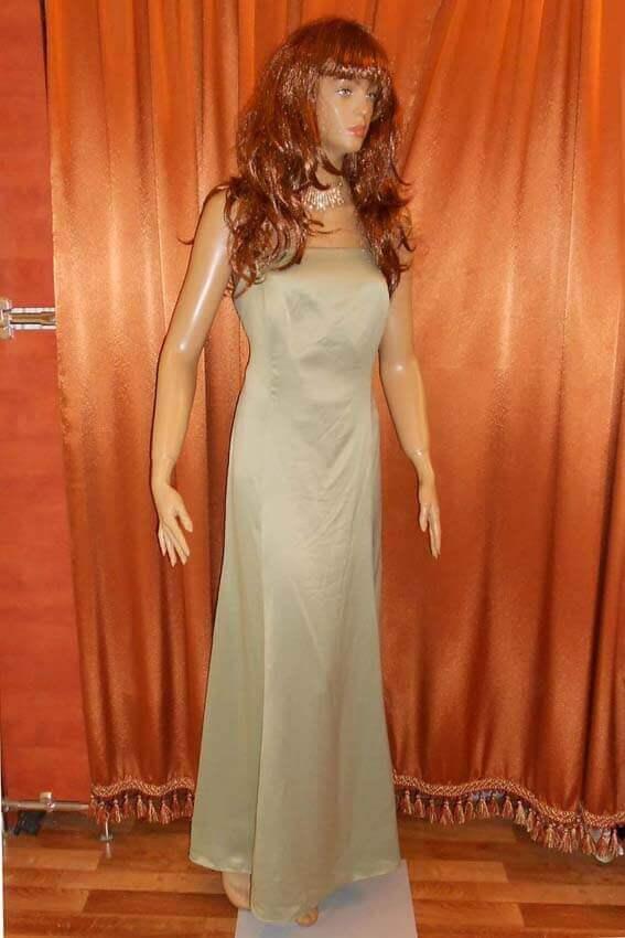 0754 Платье