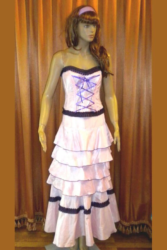 1580 Платье