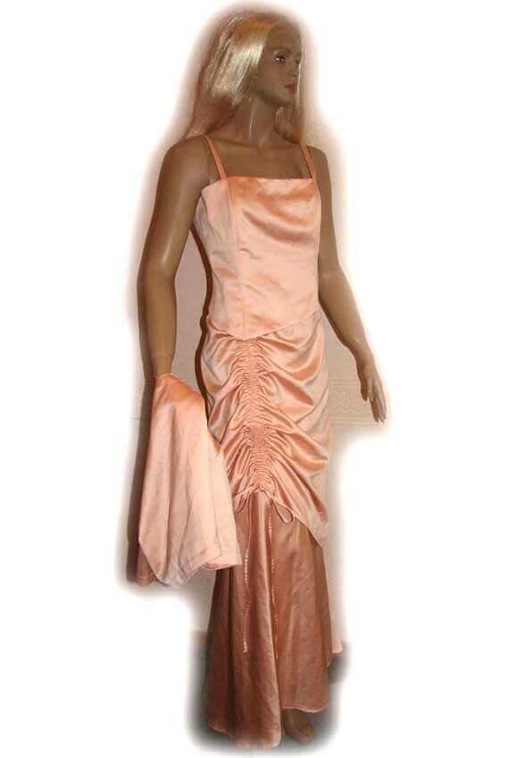 2732 Платье вечернее