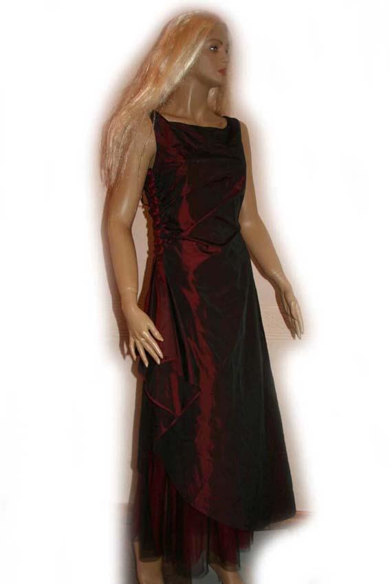 2855 Платье вечернее