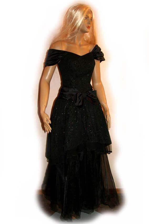 2887 Платье вечернее