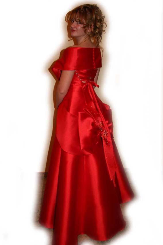2905 Платье вечернее