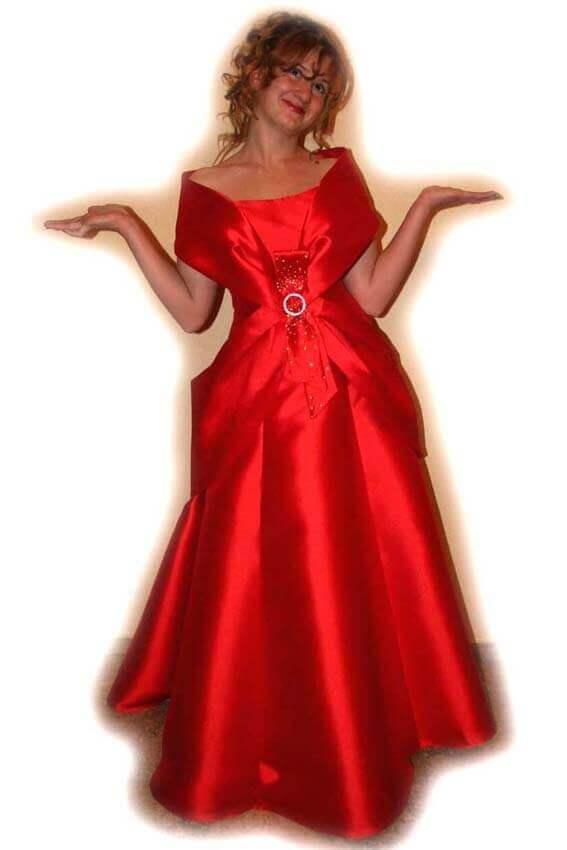 2905 2 Платье вечернее