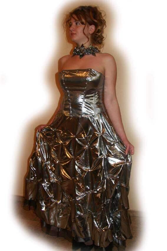 2924 Платье вечернее 2
