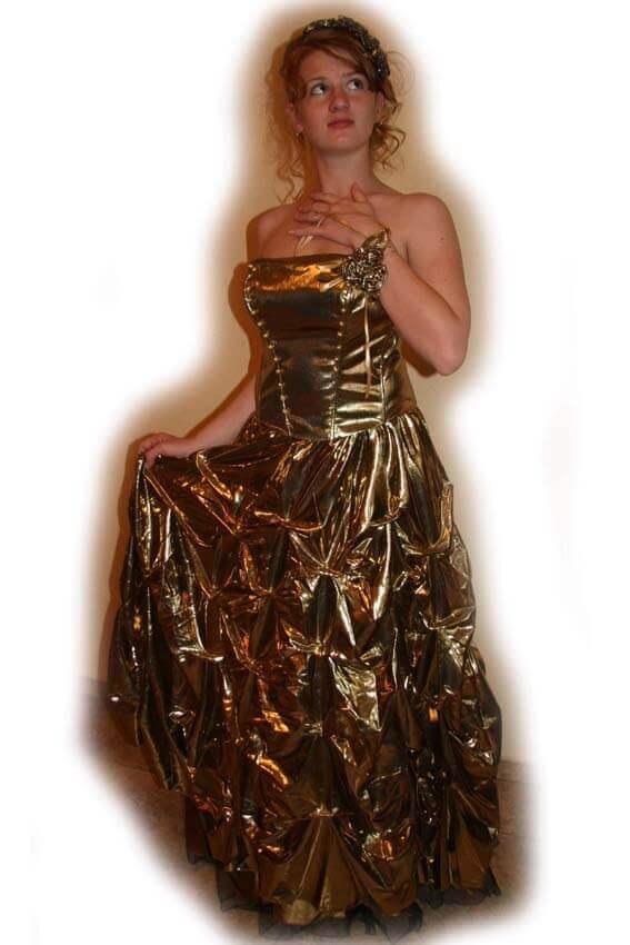 2926 Платье вечернее