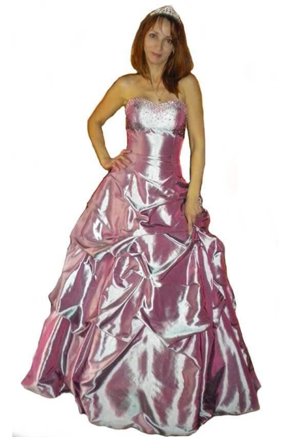 2932 Платье вечернее