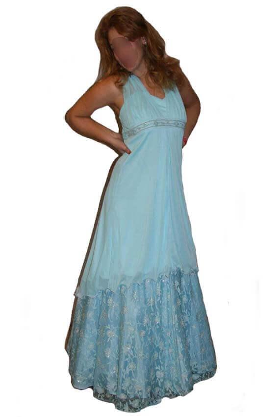 3185 Платье вечернее