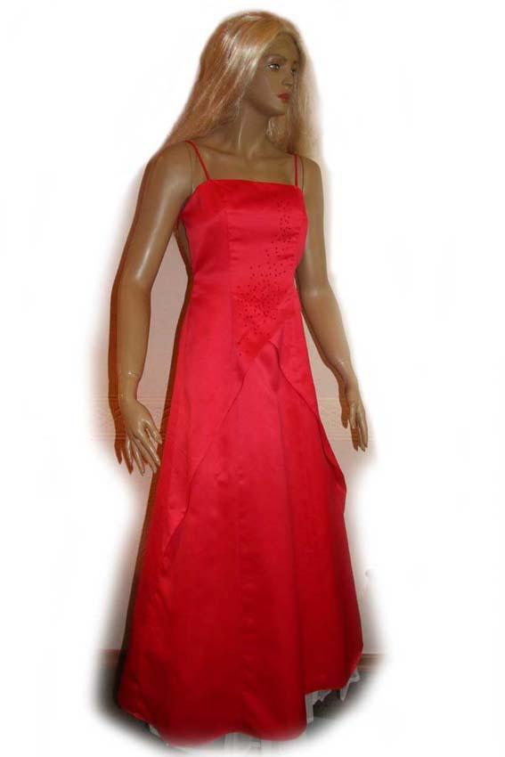 3937 Платье вечернее